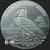 1/4 oz Silver Incuse Indian bullion reverse