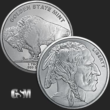 buffalo 1 oz silver round 1 oz silver coin