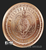 Silver Shield 1 oz Copper Liberty or Death Copper 2018 Reverse