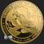 2015 Jacqueline Kennedy 1/2 oz Gold Reverse .9999 fine