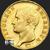 1804 France 40 Francs Gold Obverse