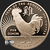 2017 Year of the Rooster zodiac 5 oz copper round Obverse