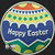 Golden State Mint Happy Easter 1 oz Silver Round .999 Fine Obverse