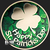 Golden State Mint St. Patrick's Day Colorized Copper round 1 oz Obverse