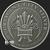Debt Slavery Silver Bullion Round .999 Fine Crescent City Silver 2017 reverse