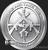 Silver Shield 1 oz Silver AG-47 BU Obverse 2018