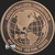 Ethereum Cryptocurrency Copper Bullion round 1 oz .999 fine Reverse