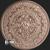 5 oz Aztec Calendar Copper Bullion Round .999 Fine Reverse