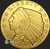 1/10 oz Incuse Indian Gold round front