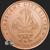 1 oz Bankster Justice Copper Bullion front - Crescent City Silver