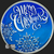 Golden State Mint Merry Christmas Blue Snowflakes 1 oz Silver Round .999 Fine Obverse