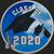 Golden State Mint Happy Graduation 2020 1 oz Silver Round .999 Fine Obverse