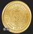 2020 silver shield gold freedom girl bullion round 1 oz reverse