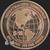 Litecoin Cryptocurrency Copper Bullion round 1 oz .999 fine Reverse