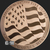 GSM Copper Eagle 5 oz .999 Fine Copper bullion round Reverse