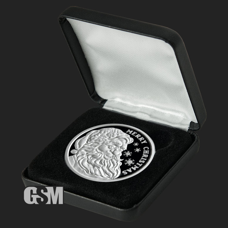 2020 1oz Three Wise Men Proof Silver Shield 3 MiniMintage .999 Round PRESALE