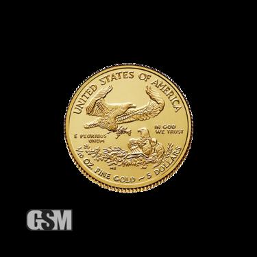 2019 1/10 oz American Gold Eagle