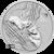 2020 Kilo Perth Mint Silver Mouse Obverse