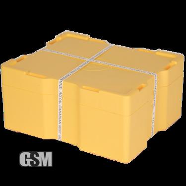 2019 1 oz Canadian Silver Maple Leaf Mint Sealed Box