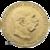 100 Corona Austrian Gold Coin Reverse