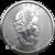 2020 1 oz Canadian Silver Maple Leaf