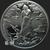 2 oz Death Dealer V3 revised Silver BU .999 Fine Golden State Mint Obverse