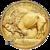 2020 1 oz American Gold Buffalo Reverse