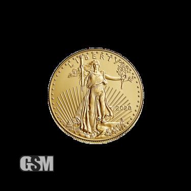 2020 1/10 oz American Gold Eagle