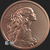 2 oz Copper Bullion Justice MiniMintage at Golden State Mint by Silver Shield Reverse