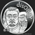 1 oz Silver Shield disObey Jamal Ahmad Khashoggi proof 2020 Golden State Mint Silver Obverse