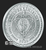 1 oz Silver Bullion 2020 Im Peached Silver Shield at Golden State Mint Reverse