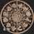 1 oz Copper Bullion Year of the Ox Chinese Zodiac round .999 fine Reverse