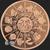 2021 Year of the Ox zodiac 5 oz copper round Reverse