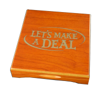 Lets Make A Deal Coin Box